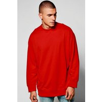Sweater - red
