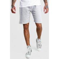 Jersey Shorts - grey marl