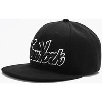 York Embroidered Cap - black