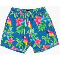 Print Swim Shorts - multi