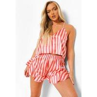 Conjunto De Pijama De Pantalón Corto