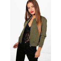 Nina Bomber Jacket - khaki