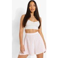 Tall Spot Woven Flippy Shorts