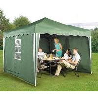 Set Of 3 Gazebo Side Panels - 2M