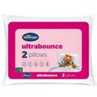 Silentnight Pack of 2 Ultrabounce Pillows