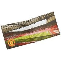Football Club Stadium Leather Wallet - Manchester United