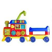 Activity Train Ride On