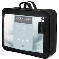 Downland Duck Feather and Down 13.5 Tog Duvet
