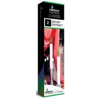 Rainbow Moments Tapered Candles