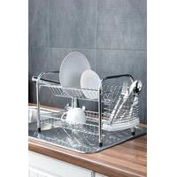 Chrome Finish Dish Rack
