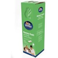 Silentnight Memory Foam Anti-Allergy Mattress Topper - 2.5 Tog