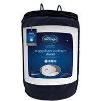 Silentnight Egyptian Cotton Duvet - 4.5 Tog