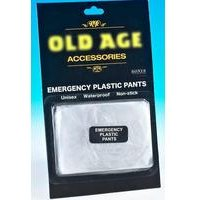 Old Age Emergency Pants