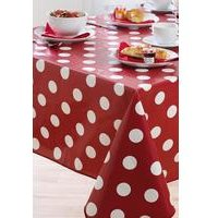 Wipe Clean Table Cover - Rectangular