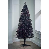 6ft Colour Changing Fibre Optic Christmas Tree