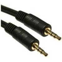 3.5MM Jack To Jack Male Audio Cable - 4 Lengths