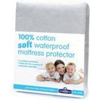 Downland Soft Waterproof Mattress Protector