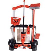 Little Cleaning Trolley - Henry