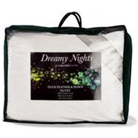 Cascade Home Duck Feather and Down Duvet - 10.5
