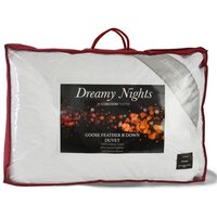Cascade Home Goose Feather and Down 10.5 Tog Duvet
