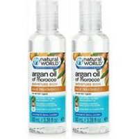 Argan Oil of Morocco Hair Treatment Oil Twin Pack