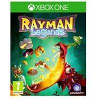 Xbox One Rayman Legends