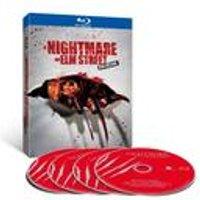 A Nightmare On Elm Street 1-7 - 5 Disc Blu-ray Set