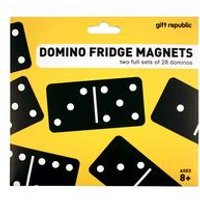 Domino Fridge Magnets