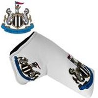 Newcastle FC Golf Putter Cover - White