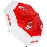 Nottingham Forest Double Canopy Golf Umbrella