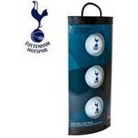 Pack of 3 Golf Balls - Tottenham Hotspurs FC