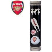 Arsenal Fc Golf Gift Set