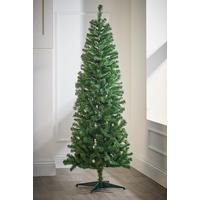 Green Deluxe Unlit Tree