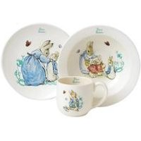 Beatrix Potter - Peter Rabbit 3 Piece Nursery Set