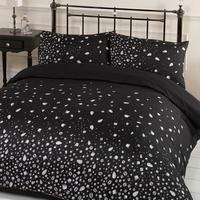 Glitz Black Duvet Set
