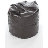 Faux Leather 3 Cubic Feet Beanbag