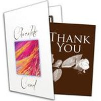 Thank You Chocolate Greetings Card