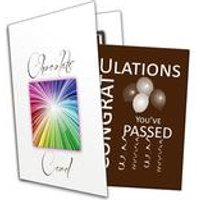 Youve Passed Chocolate Greetings Card