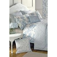 Dreams N Drapes Malton Blue Duvet Set