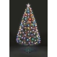 Fibre Optic LED Superstar Tree