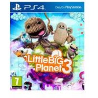 PS4: Little Big Planet 3
