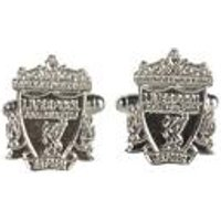 Liverpool FC Sterling Silver Cufflinks