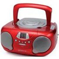 Groov-e GVP5713 Portable CD Player.