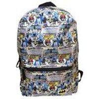 Batman and Robin Backpack