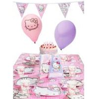 Hello Kitty Ultimate Party Kit For 16