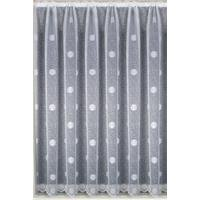 Dallas Daisy Net Curtain