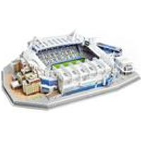 3D Football Stadium Jigsaw Puzzle - Chelsea