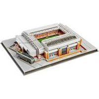3D Football Stadium Jigsaw Puzzle - Liverpool