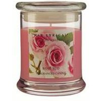 Made In England Jar Candle - Rose Bud