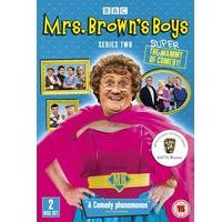 Mrs Browns Boys - Series 2 - 2x DVD Disc Set